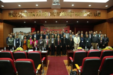 The team Phong Nha - Ke Bang attended the Scientific Conference 2nd national museum of natural systems Vietnam